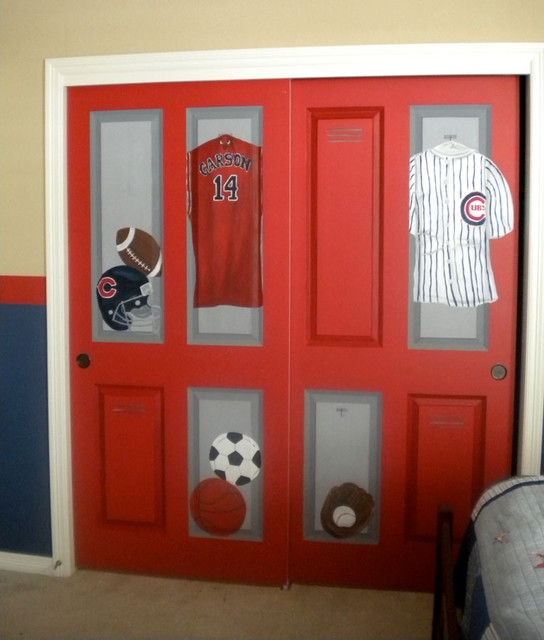 Comsports Locker For Kids Room : All Rooms / Baby & Kids / Kids Room Photos