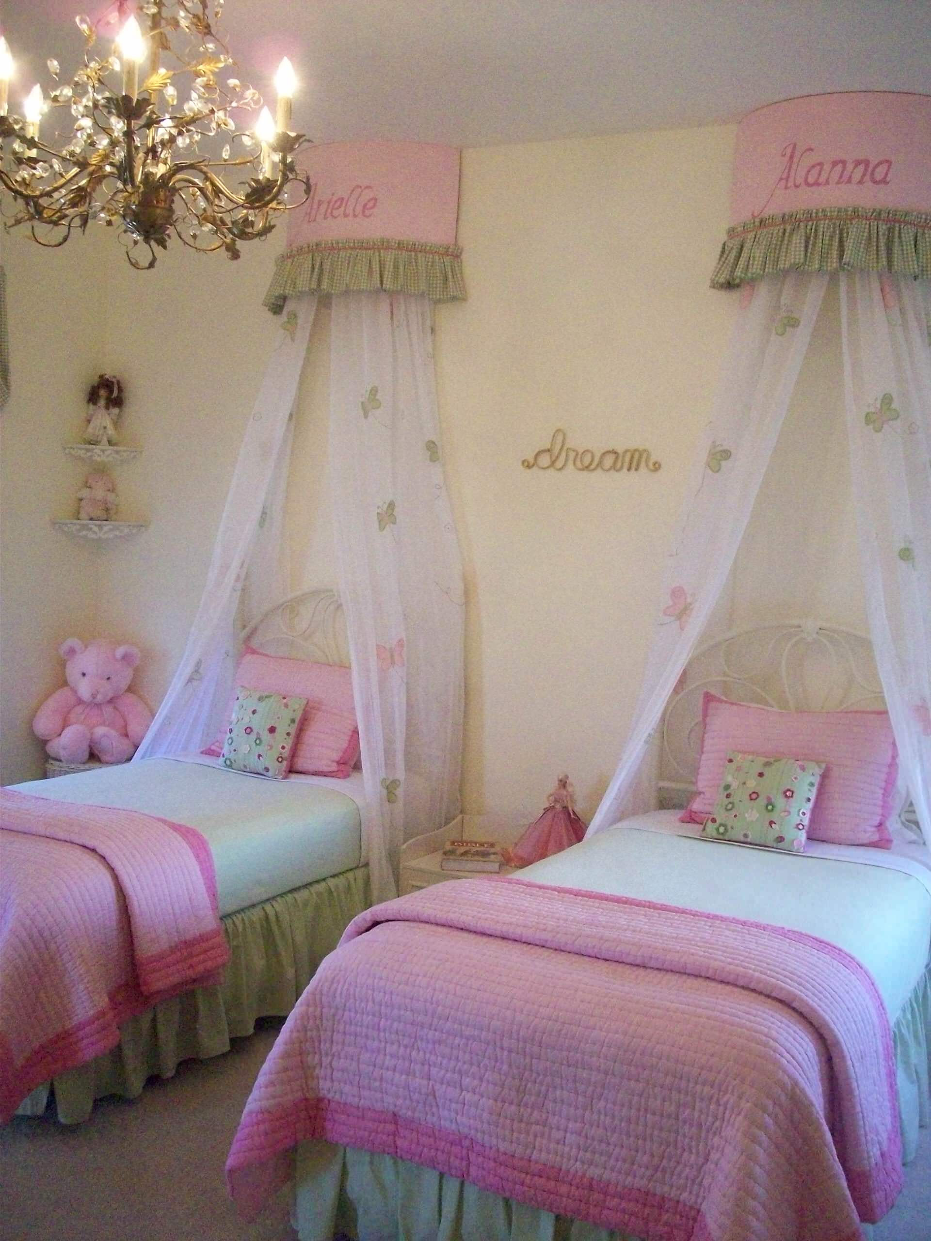 Picture of: Girls Wrought Iron Bed Houzz