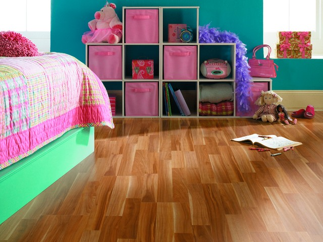 Tarkett Laminate Bedroom - Contemporary - Kids - by ...