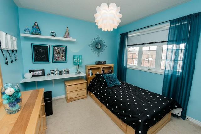 Teen Bedroom #2 contemporary-kids