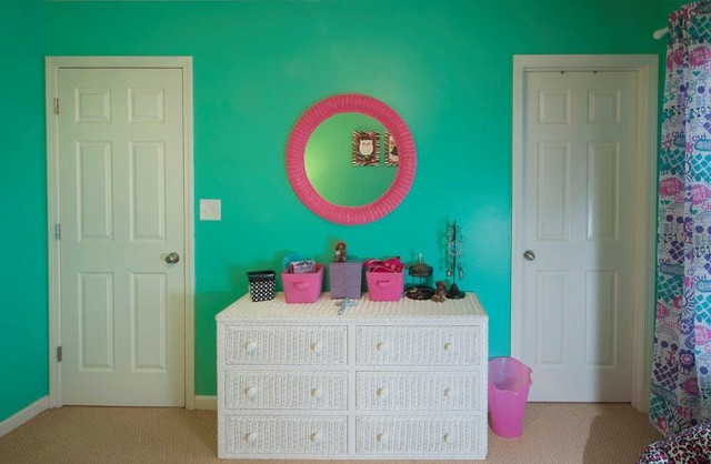 Teen Bedroom Redesign Project Kids Indianapolis By