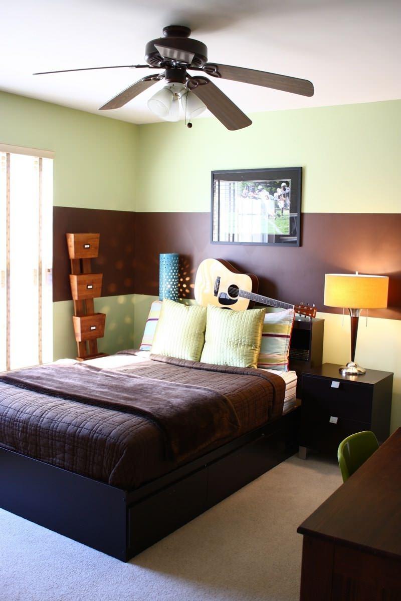 Teen Boy Blue Bedroom Houzz