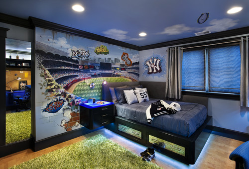 10 cool and awesome boy 39 s room ideas pursuit of functional home - Cool teen boy rooms ...