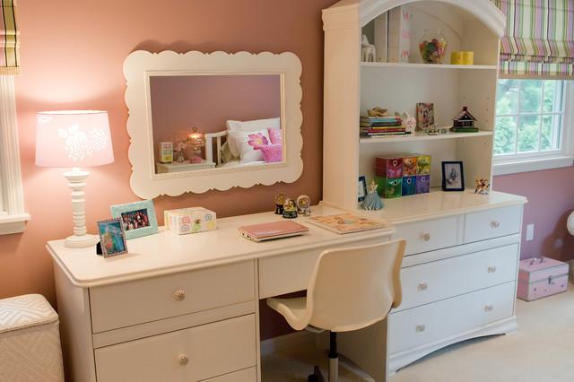 Teen Girl's Bedroom contemporary-kids