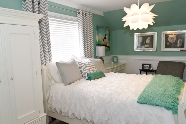 Gallery For Mint Green And Grey Bedroom