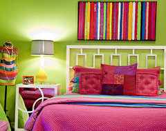 Teen Rooms eclectic kids