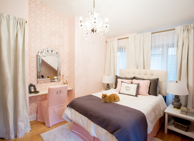 teens juicy couture bedroom traditional bedroom