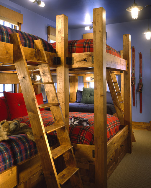 Telluride Residence eclectic-kids