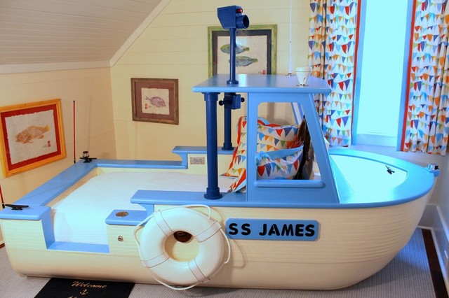The Best Little Boy Room Ever Beach Style Kids
