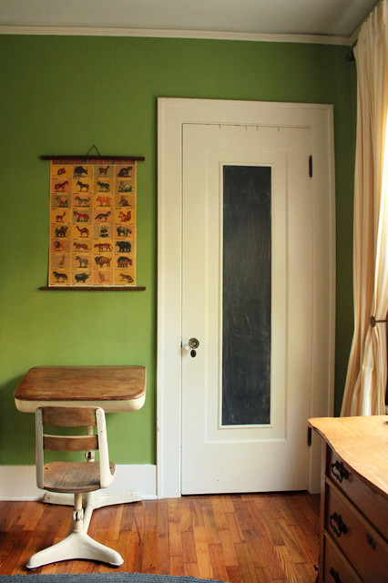 the boys' room eclectic-kids