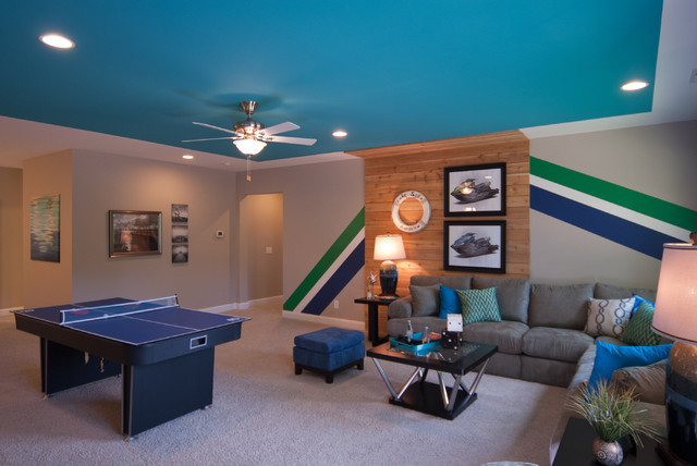The Cameron Plan at Greycliff  Raleigh, NC eclectic-kids