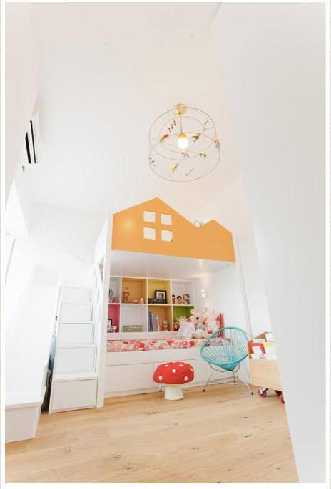Letti A Castello Con Lo Scivolo.Indoor Slides Mommo Design