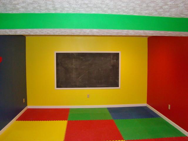 the finished basement llc eclectic kids cincinnati