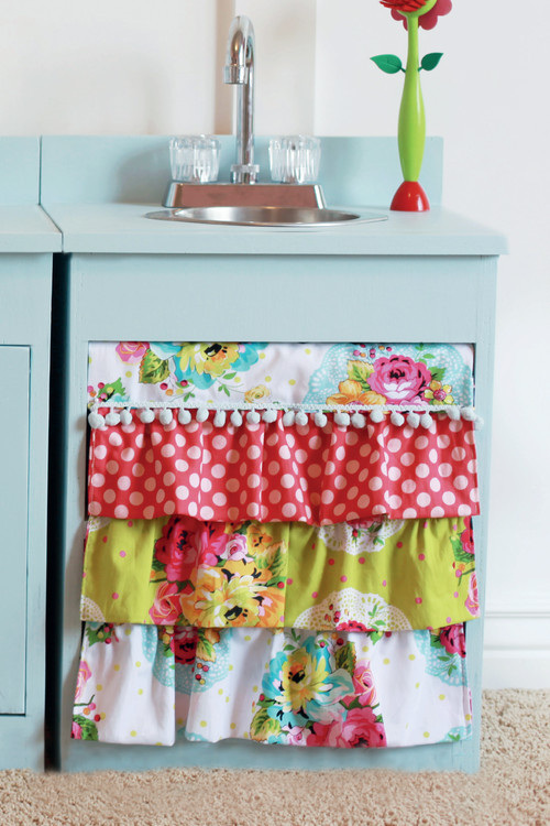 Superior Credit For Sink Skirt Fabric?
