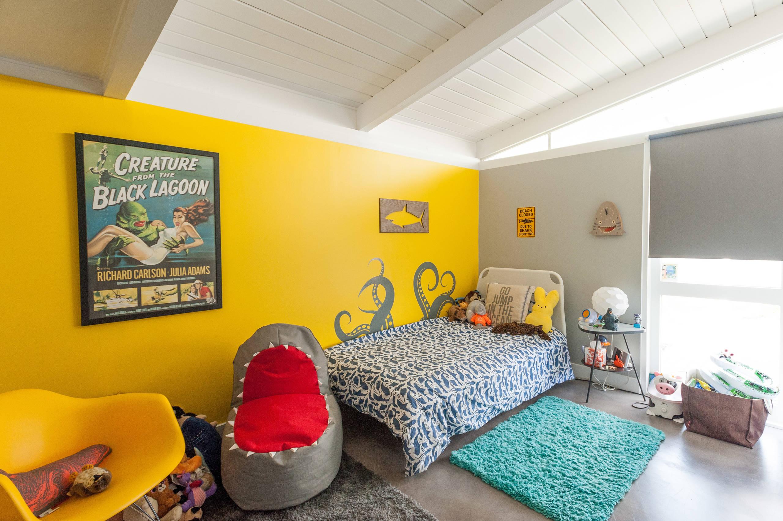 75 Beautiful Mid Century Modern Kids Room Pictures Ideas November 2020 Houzz