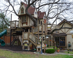 Dallas, TX: Tree House eclectic-kids