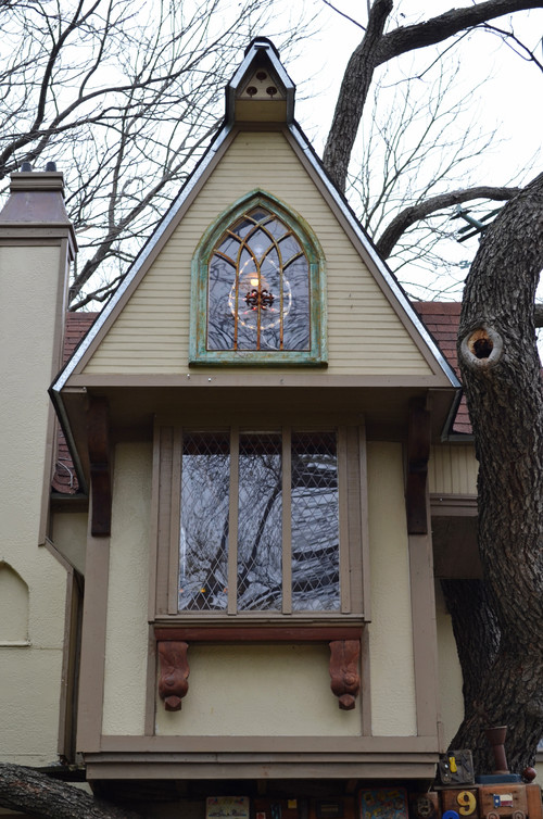Tree house window by Sarah Greenman - Houzz