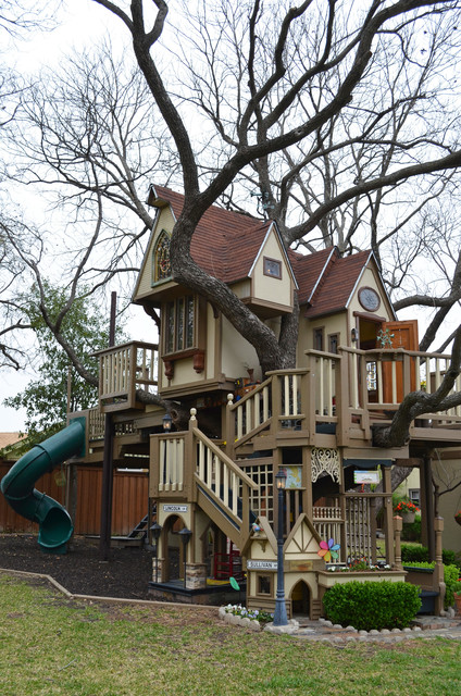 the most incredible kids tree house youll ever see eclectic kids - Kids Tree House