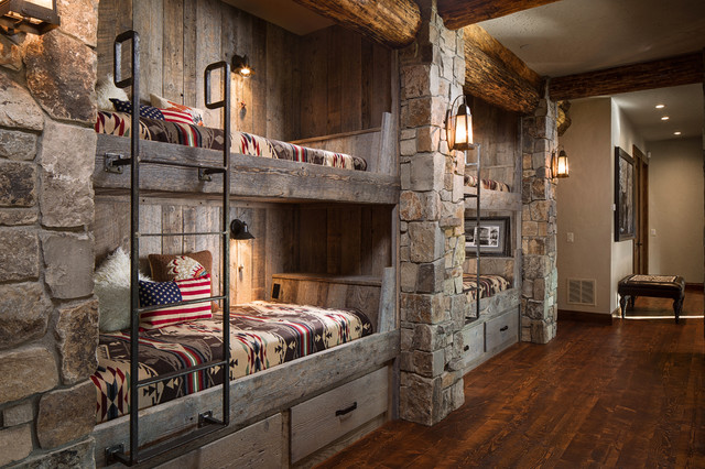 the six branches rustickids cool bunk beds built into wall42 cool
