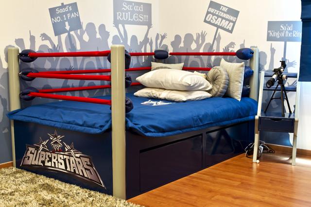 Wrestling Room | Houzz