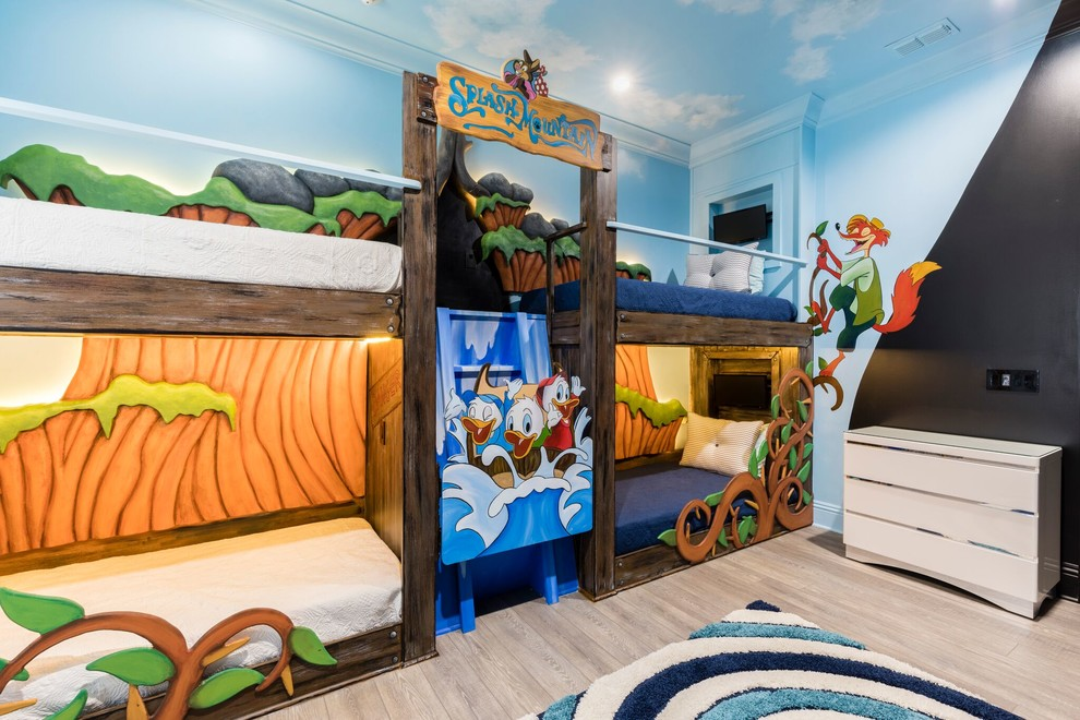 Themed Children S Bedroom Designs Contemporary Kids Orlando By Suzanne Nichols Design Group Inc
