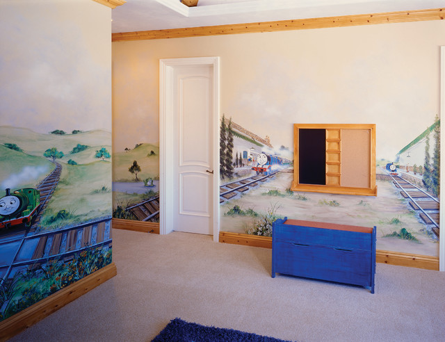 thomas the train bedroom for ventura county new west symphony design