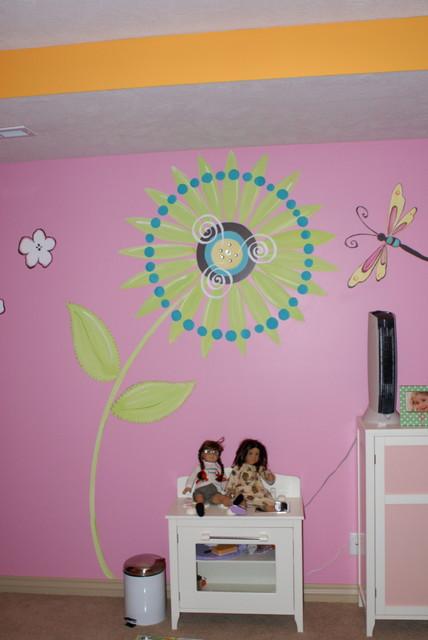 Tile Details contemporary-kids