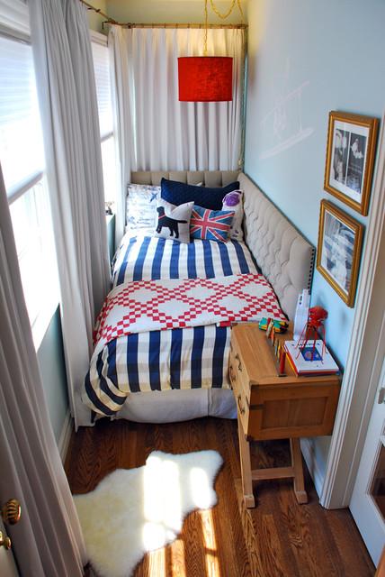 kids room traditional kids room idea in los angeles - Tiny Bedroom