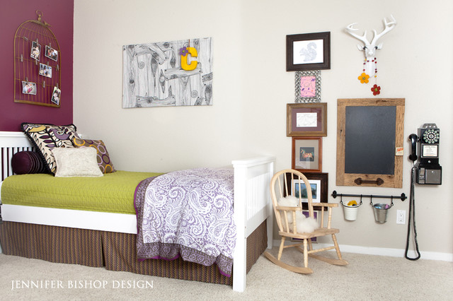 Tiny Totem Children's Room eclectic-kids