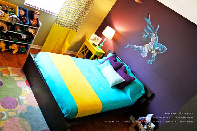 Toddler's room traditional-kids