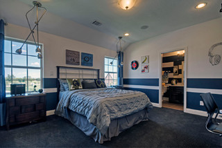 Toll Brothers Plano Tx Model Contemporary Kids Dallas By Modeldeco