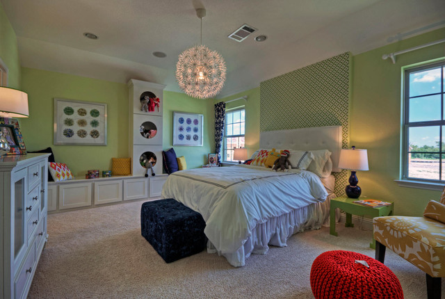 Toll Brothers Plano Tx Model Contemporary Kids