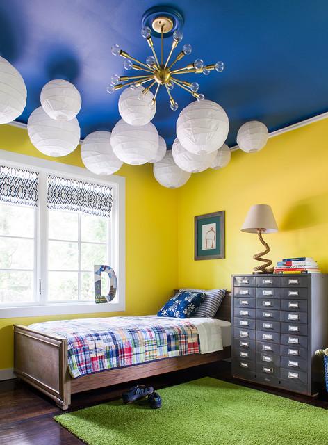 Total renovation intown atlanta transitional kids for Rooms to go kids atlanta