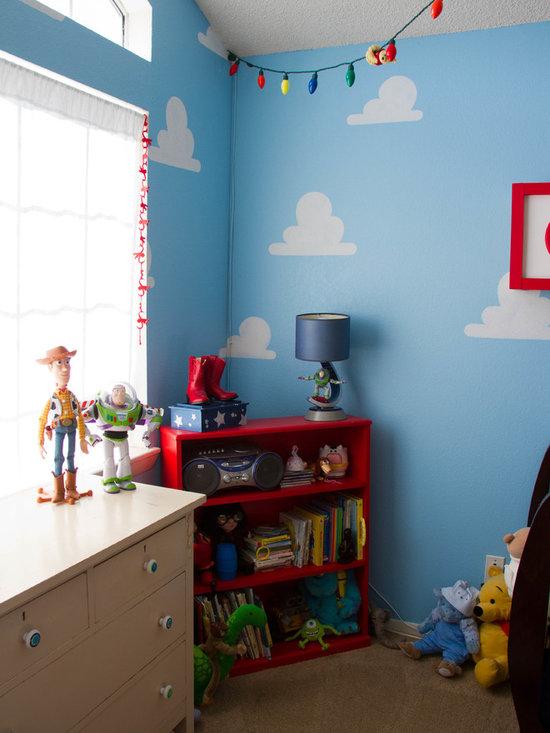 детская комната в стиле дисней фото
