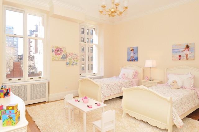 NYC Bedrooms by Designed to Appeal traditional-kids