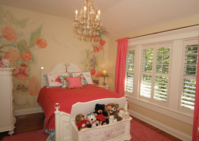 Harbor View Bedrooms traditional-kids