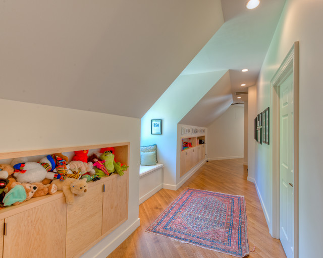 Inspiration For A Transitional Kidsu0027 Room Remodel In Charlotte With White  Walls