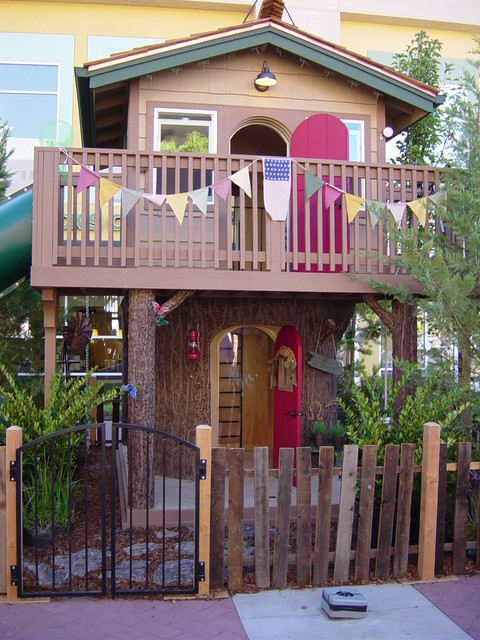 Treehouse Project: Benefiting Placer County Child Abuse Prevention eclectic-kids