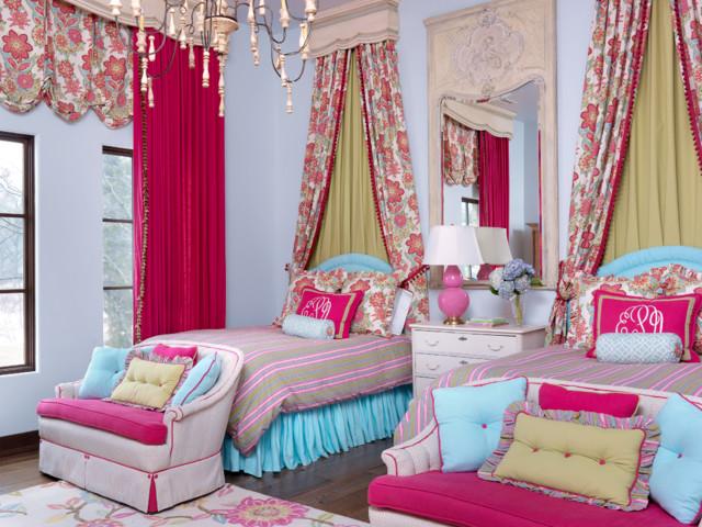 Tuscan Villa - Mediterran - Kinderzimmer - St. Louis - von Amy ...