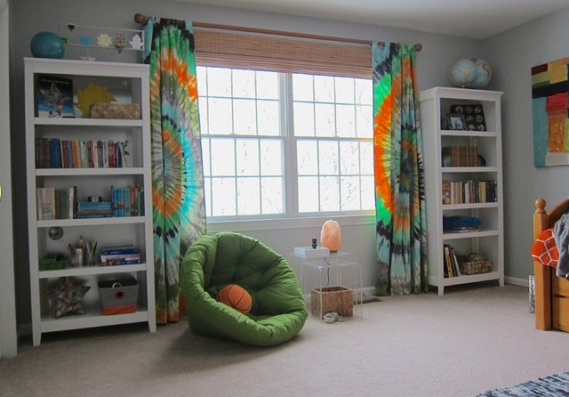 Tween boy bedroom makeover kids chicago by your for Bedroom 7 year old boy