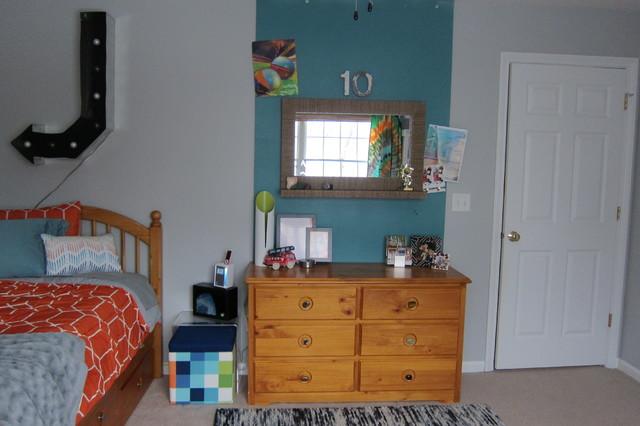 Tween Boy Bedroom Makeover kids