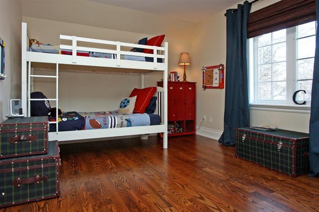 tween room contemporary-kids