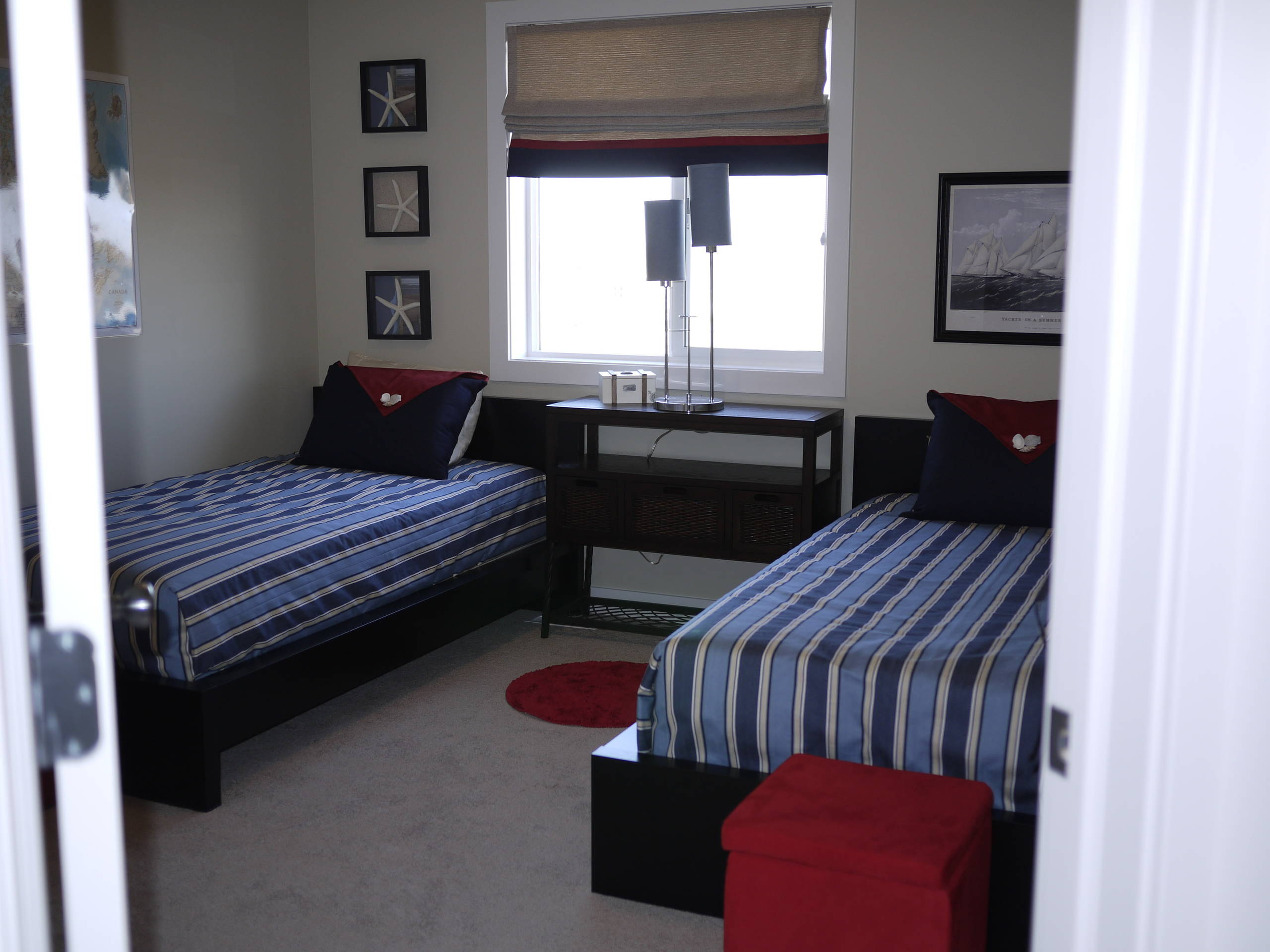Twin Boy Room Houzz