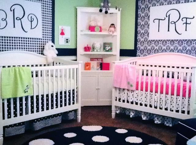 Twin S Nursery Boy S Nursery Girl S Nursery