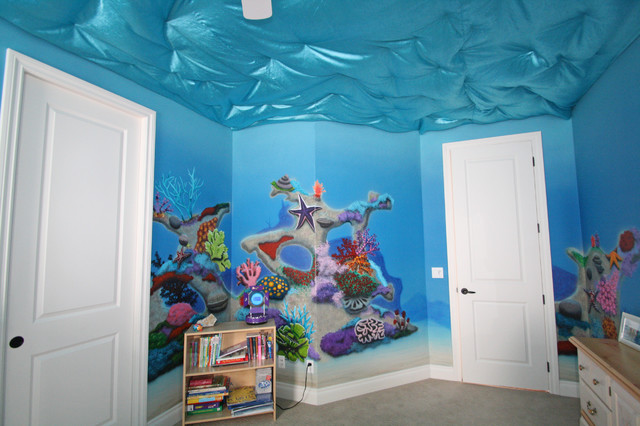 Under The Sea Traditional Kids Edmonton By Novel