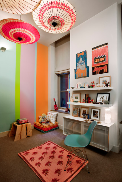 Union Square Loft contemporary-kids