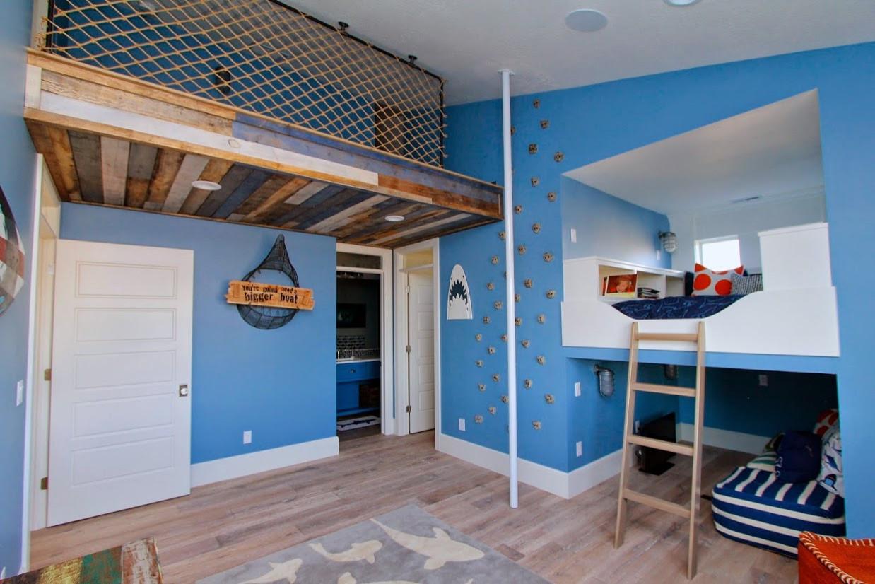 Shark Bedroom Houzz