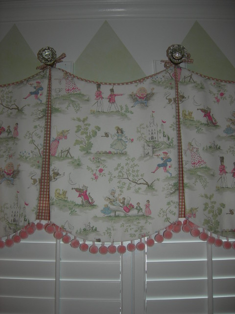 Valance for Nursery traditional kids