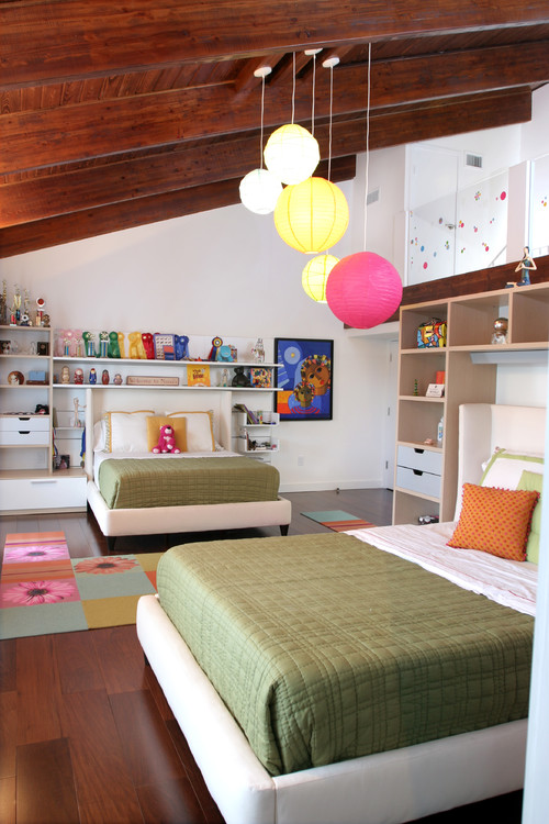 contemporary kids Lighting ideas for childrens rooms