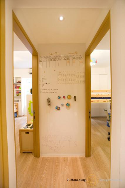 Ventris Place - Elegant Minimalism contemporary-kids